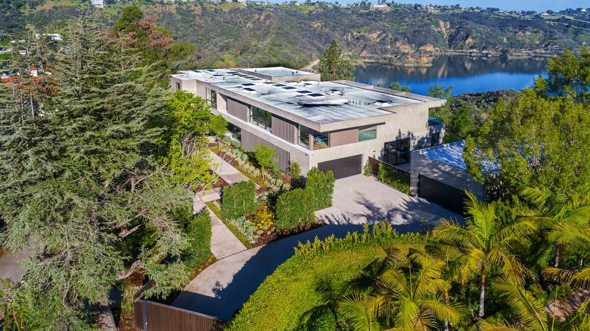 See The Before And After Of This Multimillion Dollar Makeover In Bel Air Los Angeles Real Estate