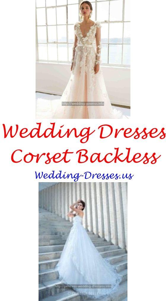 wedding dresses backless dolce vita Blue wedding gowns vintage ...