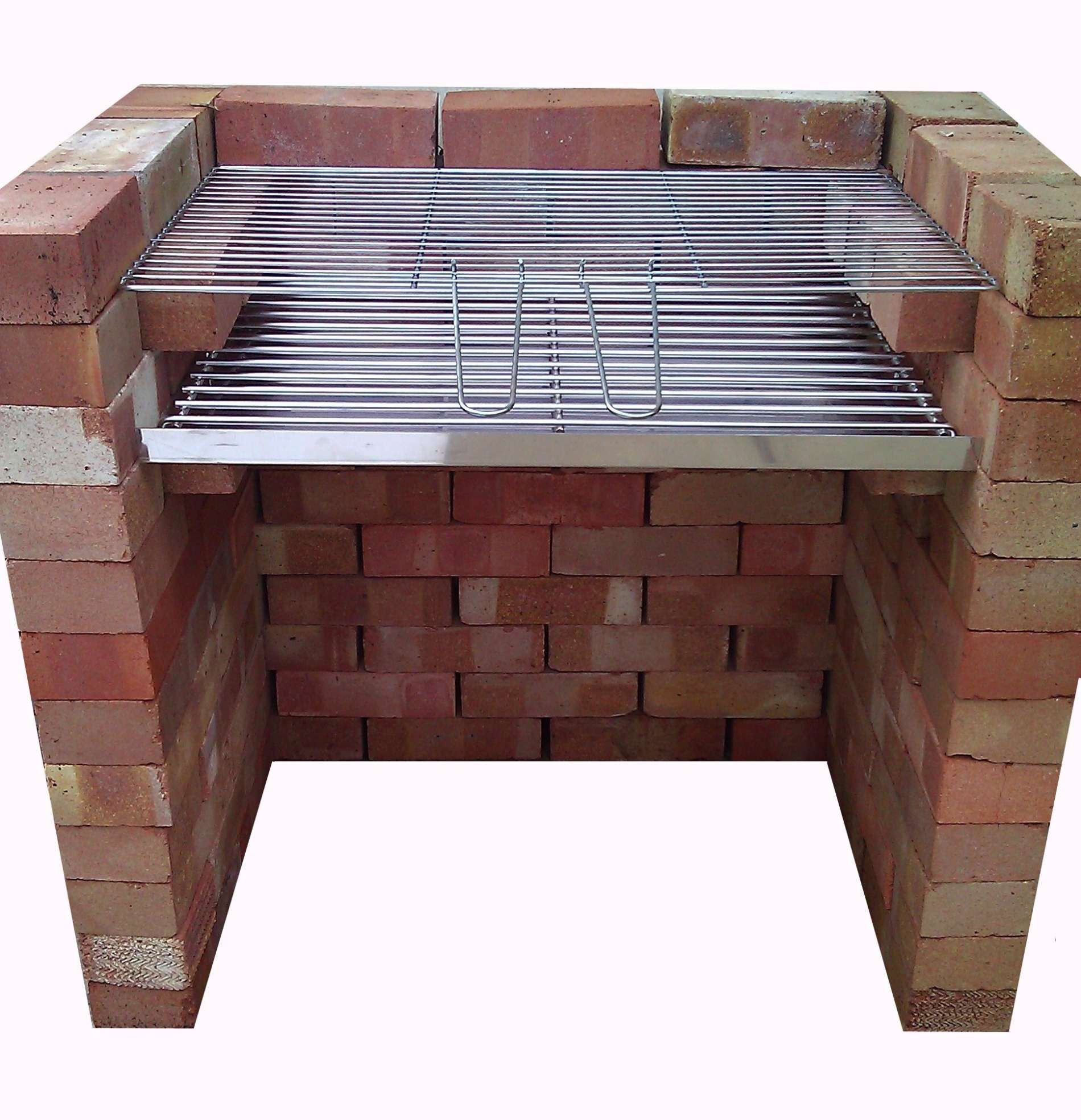 how to build a brick bbq smoker