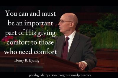 Henry B. Eyring April 2015 #ldsconf