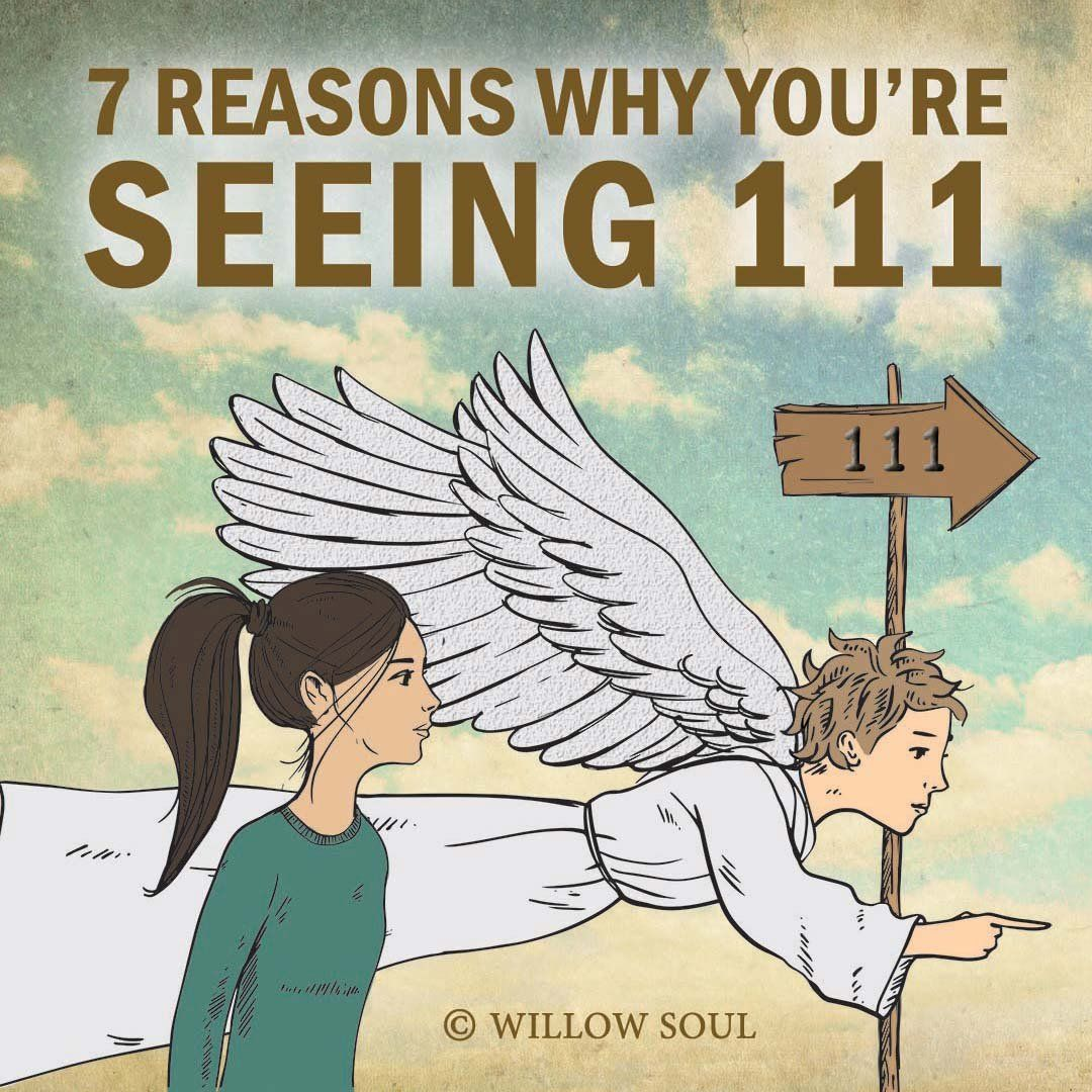 7 Reasons Why You Are Seeing 1 11 The Meaning Of 111 Angel Number Meanings Seeing 111 Number Meanings