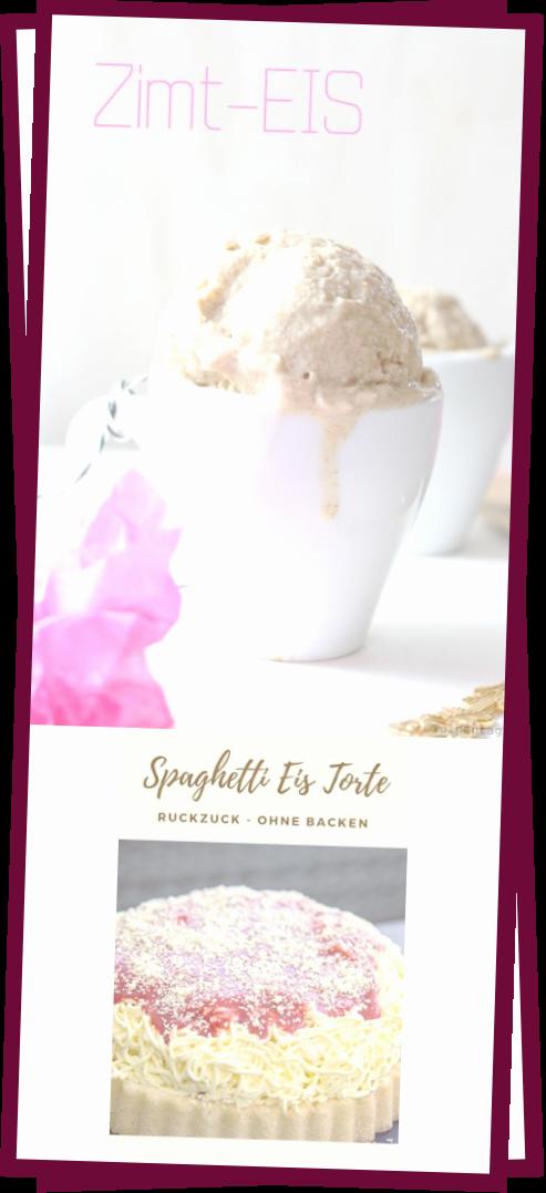 Photo of Joghurt-Zimt-Eis Ohne Eismaschine – Tulpentag Der Blog