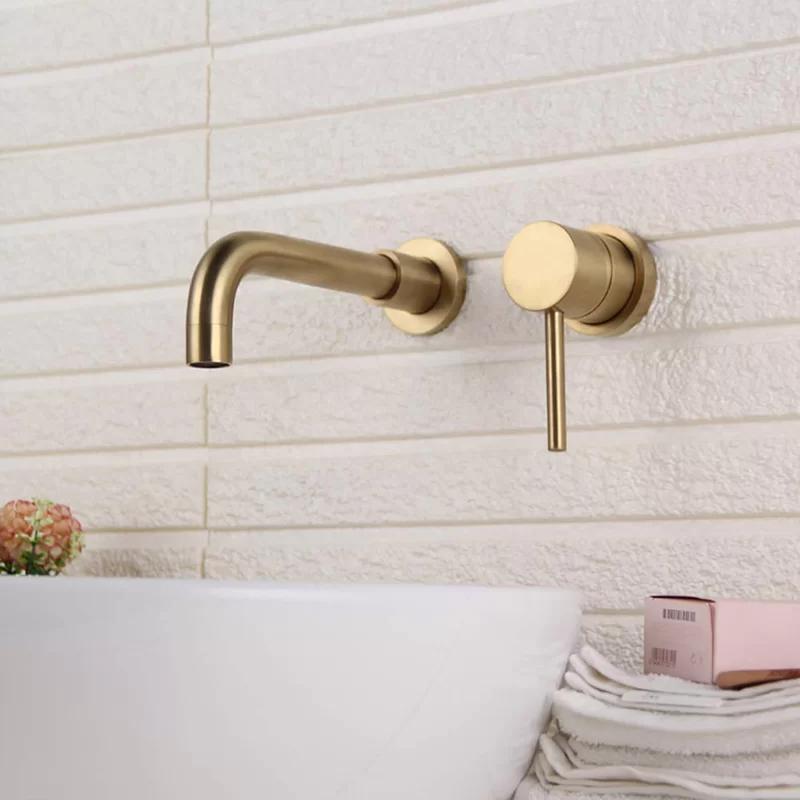 41++ Wall mount bath vanity faucet model