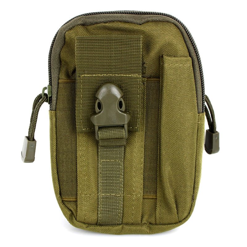 Sport Outdoor Tactical Backpack Waist Belt Bag with Phone