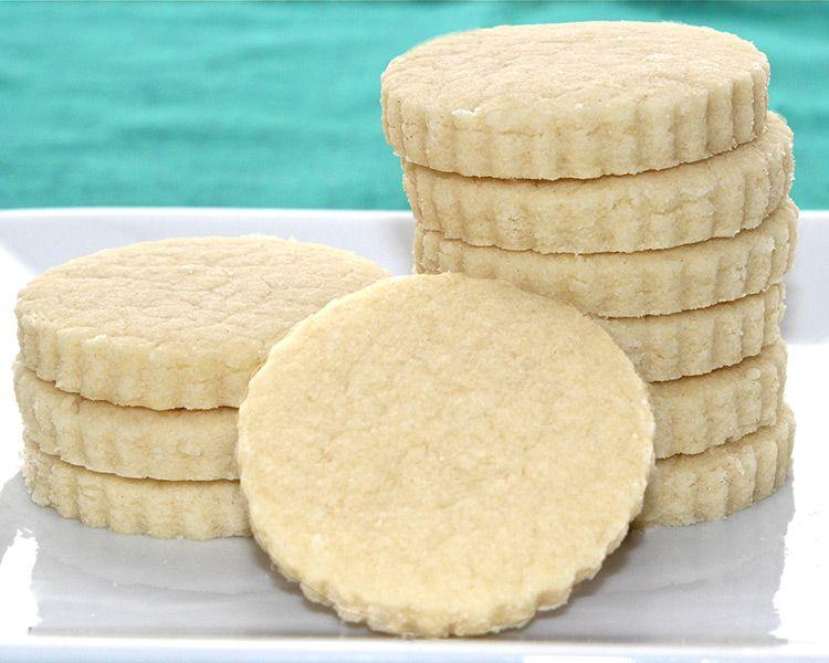 Thee Best Shortbread Cookies ⋆