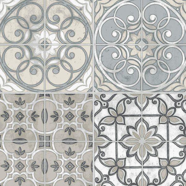 Kitchen Elements 32 7 X 20 5 Portugese Tiles Wallpaper Tile Wallpaper Textured Wallpaper Geometric Tiles