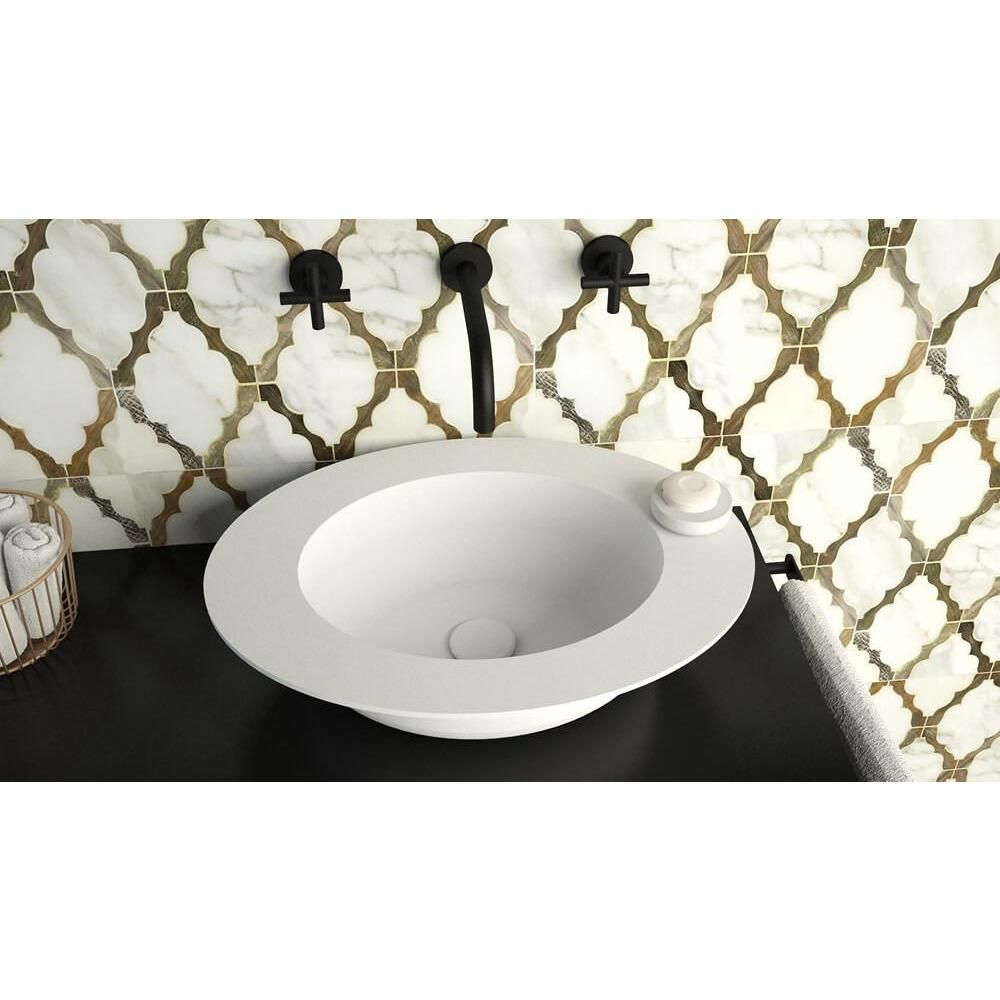 Solidcap 24 X 18 In Oval Vessel Sink Bowl Above Counter Sink Oval Washbasin In 2021 Vessel Sink Bowls Sink Bathroom Sink Bowls