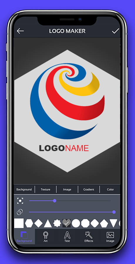 Logo Creator app Android App Full Code Admob Ads in