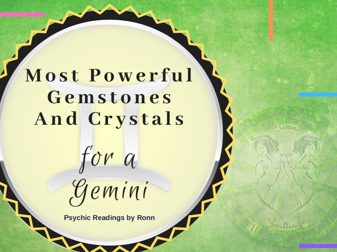 Psychic Readings by Ronn: Wellness