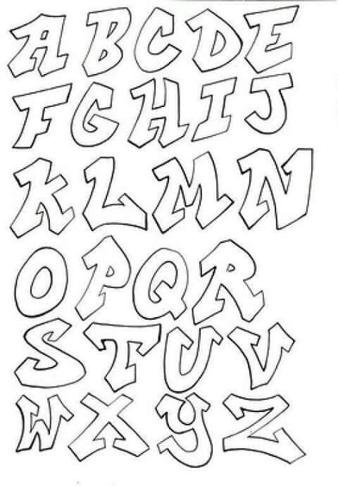 Pin By Nora Velasquez On Moldes De Letras Para Imprimir