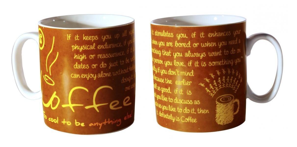 Coffee Mug. Buy it here:  http://www.happilyunmarried.com/products/home-and-kitchen/coffee-mugs/coffee-mug.html