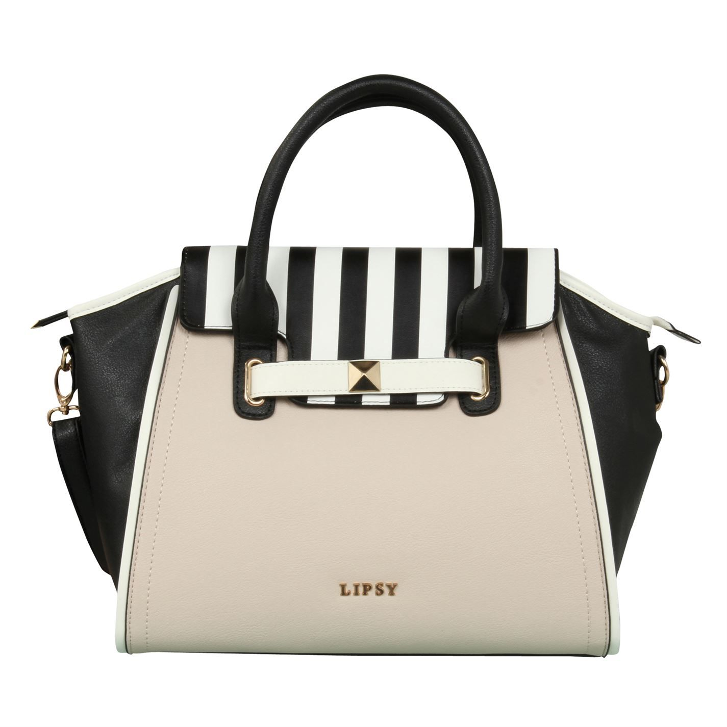 Lipsy Stripe Tote Bag | Shop Womens Bags at USC