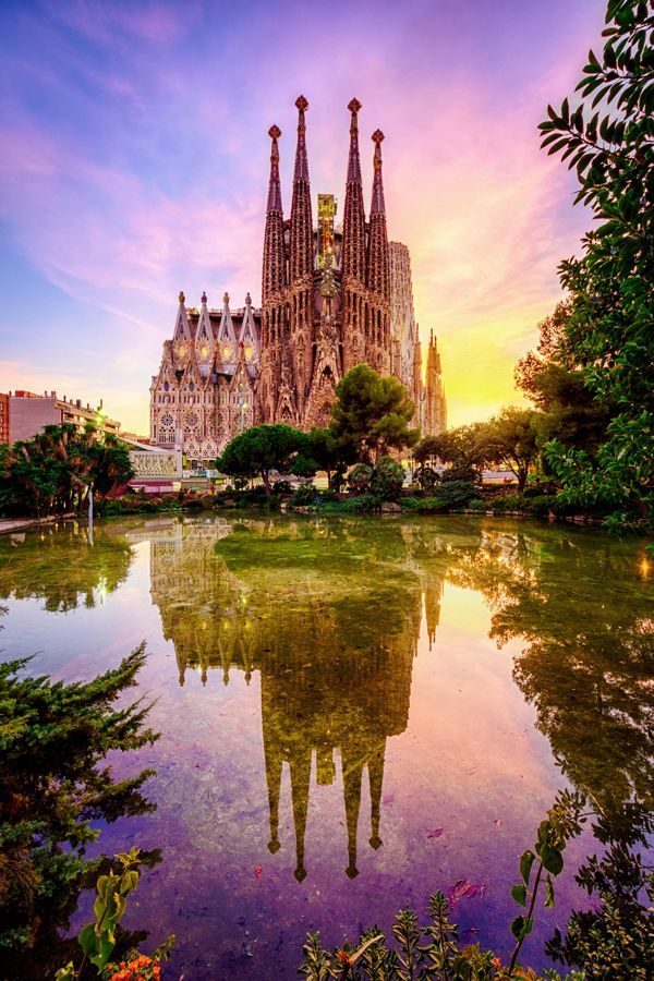 Conquer your and visit Spains famed La Sagrada Familia and Antoni Gaudís other masterpieces in Barcelona with
