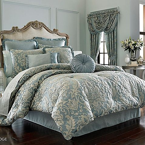 Dress Your Bed In Exquisite French Style With The