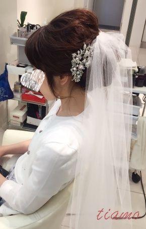 無造作ルーズで大人可愛い和洋4スタイル♡リハ編 |大人可愛いブライダルヘアメイク『tiamo』の結婚カタログ