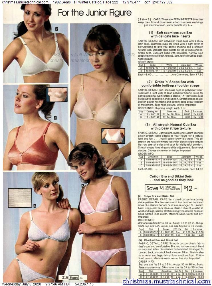 Old Photos Sears Catalog Panties Pics
