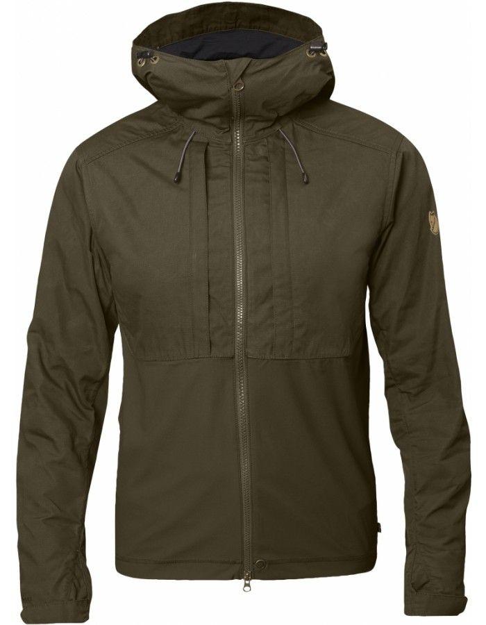 53e625b6 Fjellreven Abisko Lite Jakke   Herrejakker   Jackets, Hiking jacket ...