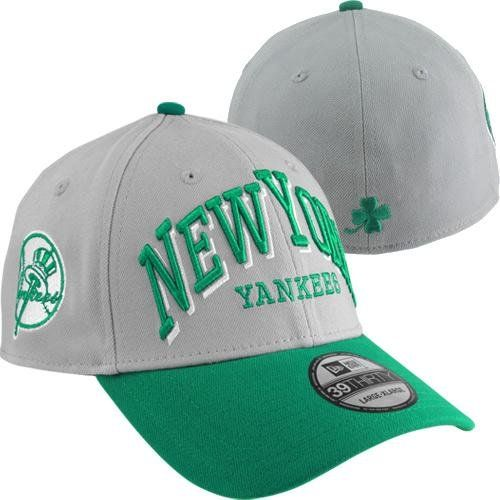 a24a762527fbe Yankees St. Patrick s Day Hat
