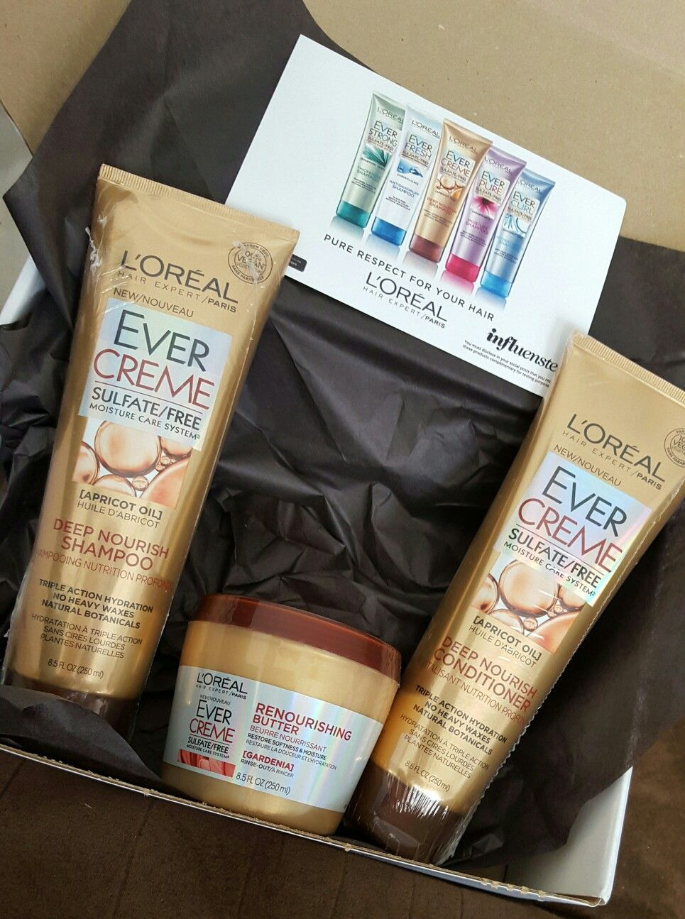 Received another free voxbox of goodies to try