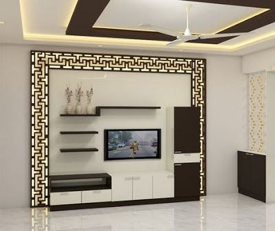 Pin By Premjeet Ramgarhia On Tv Unit Design In 2020 Modern Tv