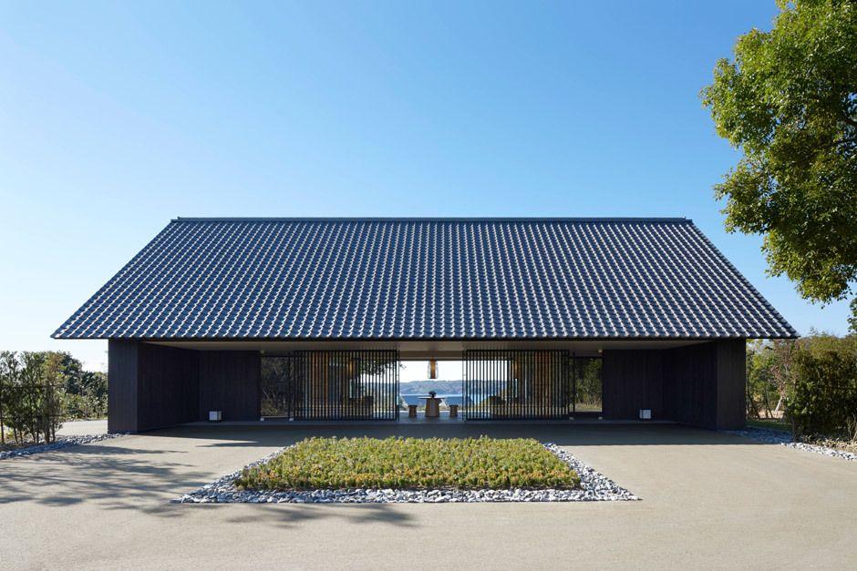 Kraftquellen der stille architecture architektur japanische architektur und haus architektur - Japanische architektur ...