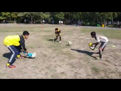 Latihan Uni Papua FC Bali, 31 Okt 2015 (2)