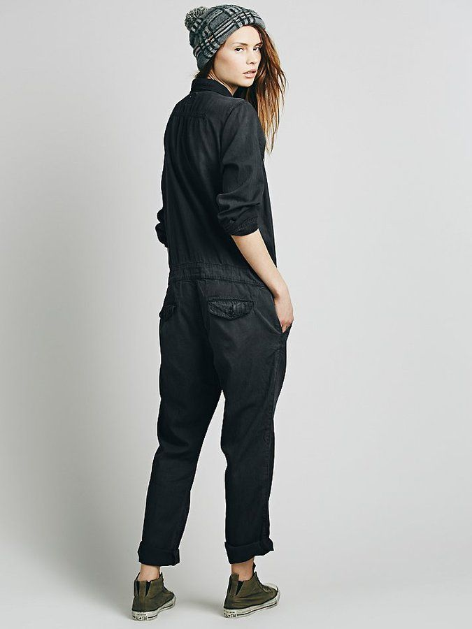 6d3f86b5a2 Mechanic Jumpsuit - by Free People -
