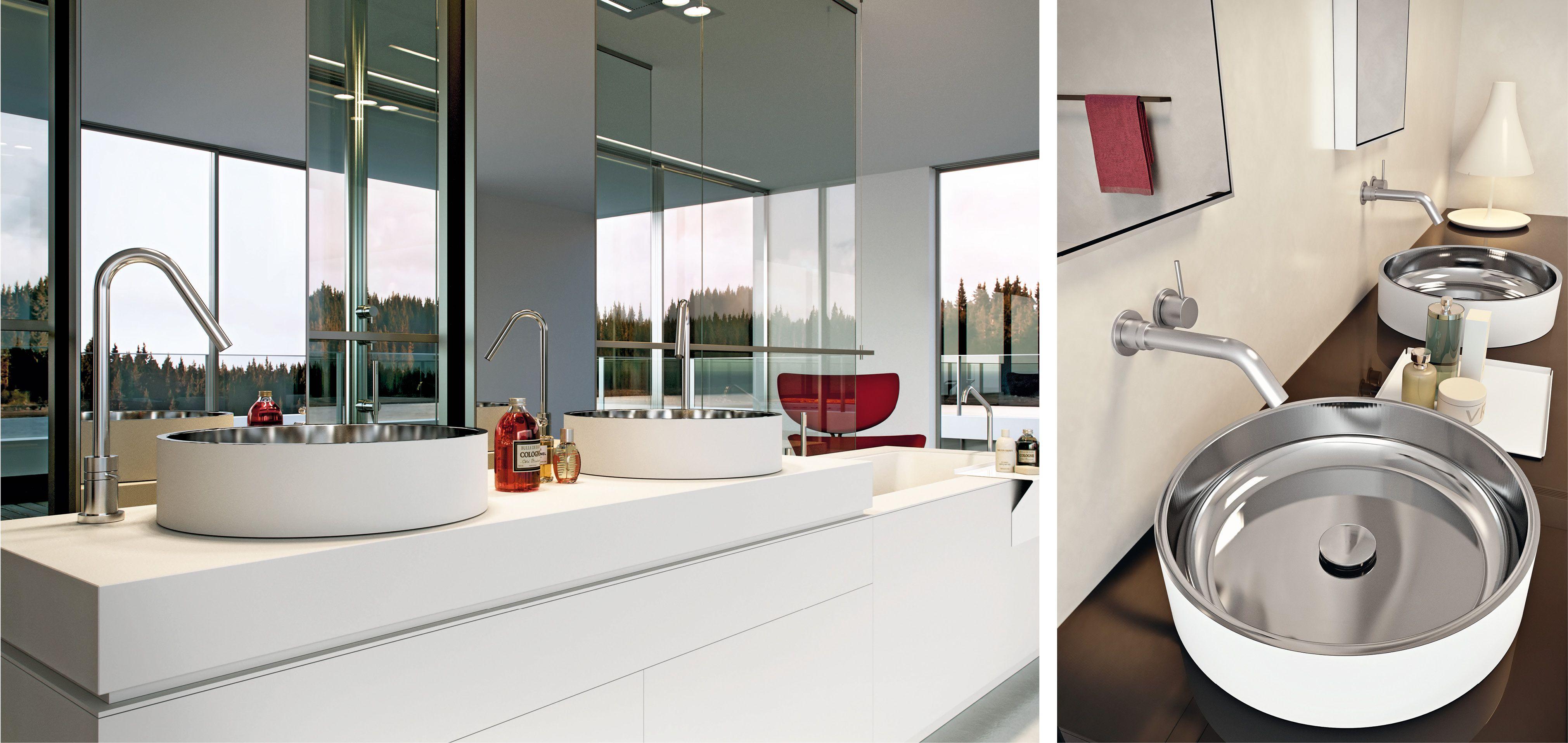 Steel makro bathrooms pinterest steel