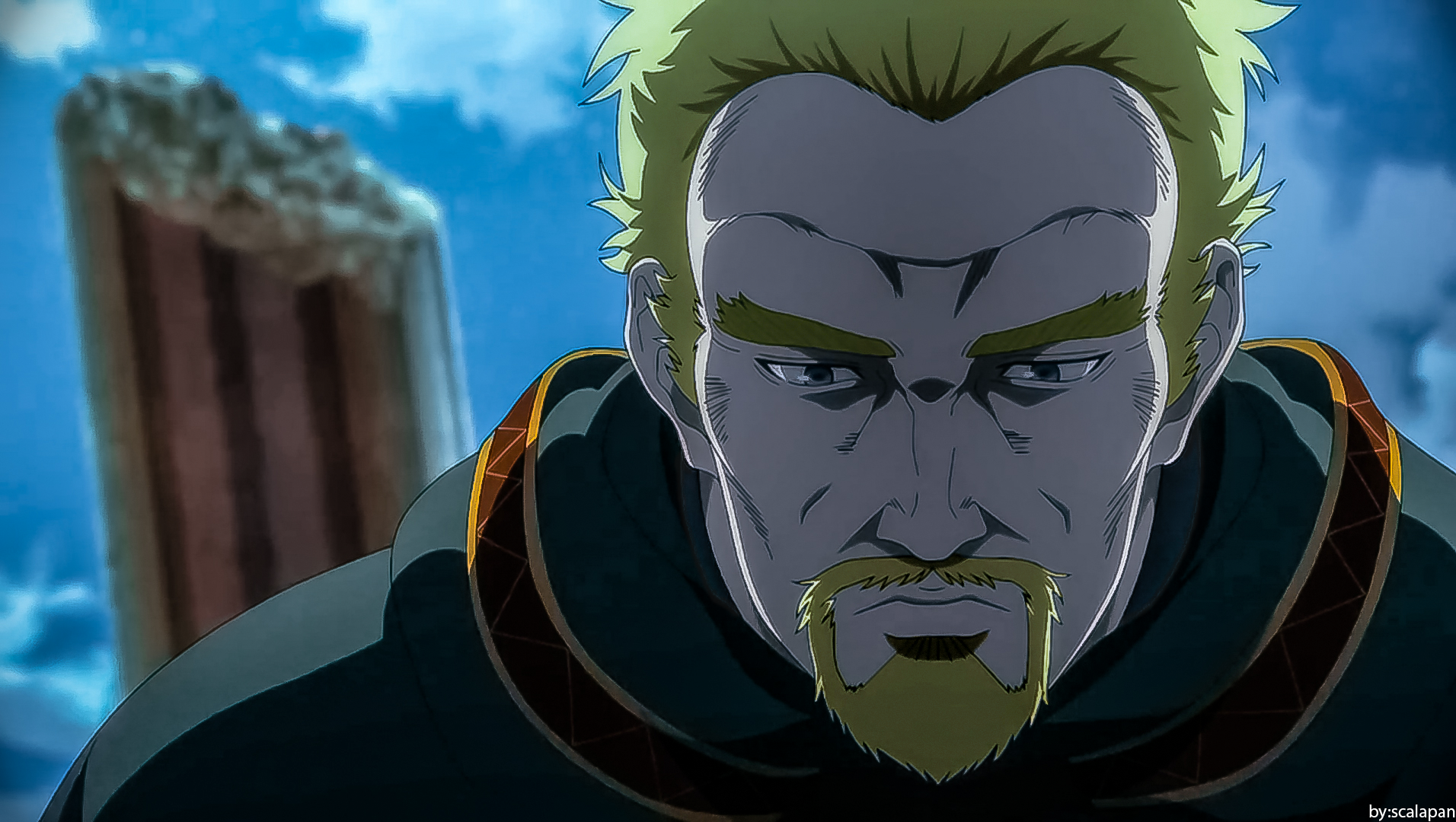 vinland saga askeladd anime manga Anime, Artes