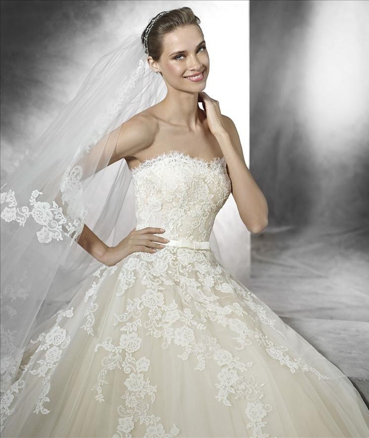 Pronovias - Trey - Bridal Boutiques in NJ for the Couture Bride ...