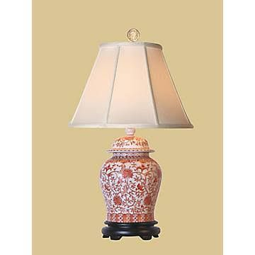 Asian Lamp Painted Google Search Oriental Furniture Asian
