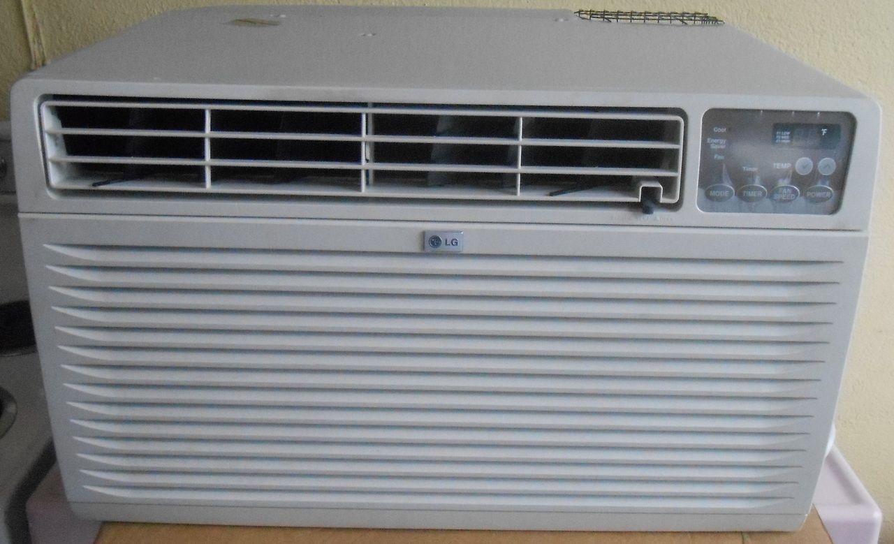 Appliance city lg 9800 btu throughthewall cooling air