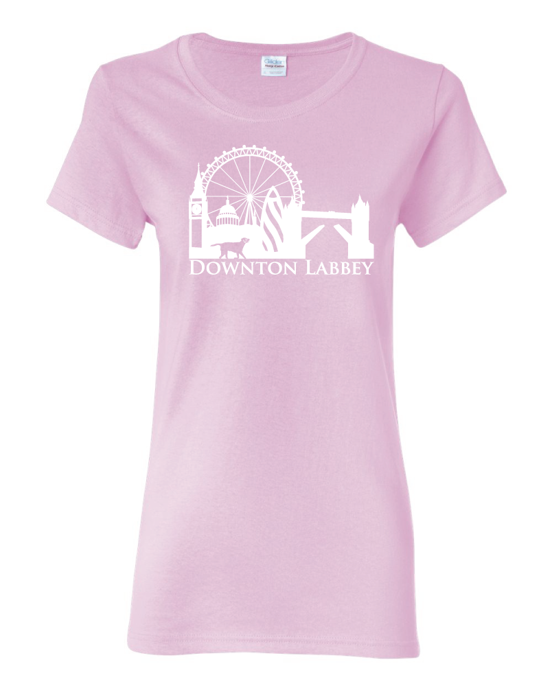 Downton Labbey Ladies Tee