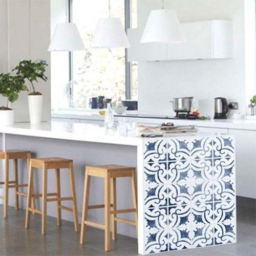 Veja o Blog da Casa Adesivo Azulejo azulejo Pinterest