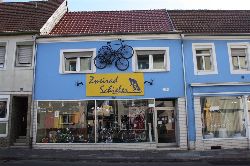 Zweirad  Schieler  ( bike shop ) Steinbachstrasse 88, 66424 Homburg