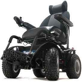 all terrain electric wheelchair baker tufted dining chairs x8 extreme power chair therapy equipment room wish
