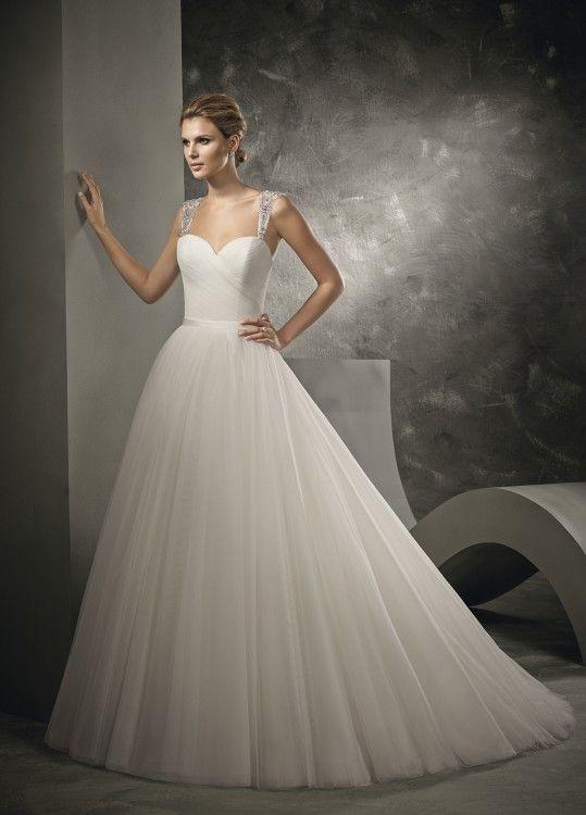 vestidos para novia - ¡los más elegantes para 2016! | vestidos de
