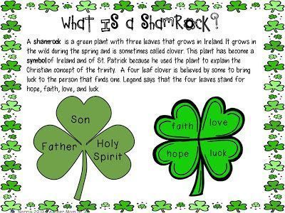 St. Patrick\'s Day printables~ FREEBIE! | Fabulous Freebies for ...
