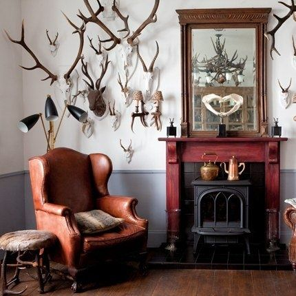 Manly decorating! Create your Dream Man Cave