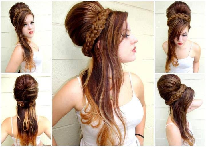 Amazing Groom Dress For Women And Gorgeous Hairstyles On Pinterest Hairstyles For Women Draintrainus