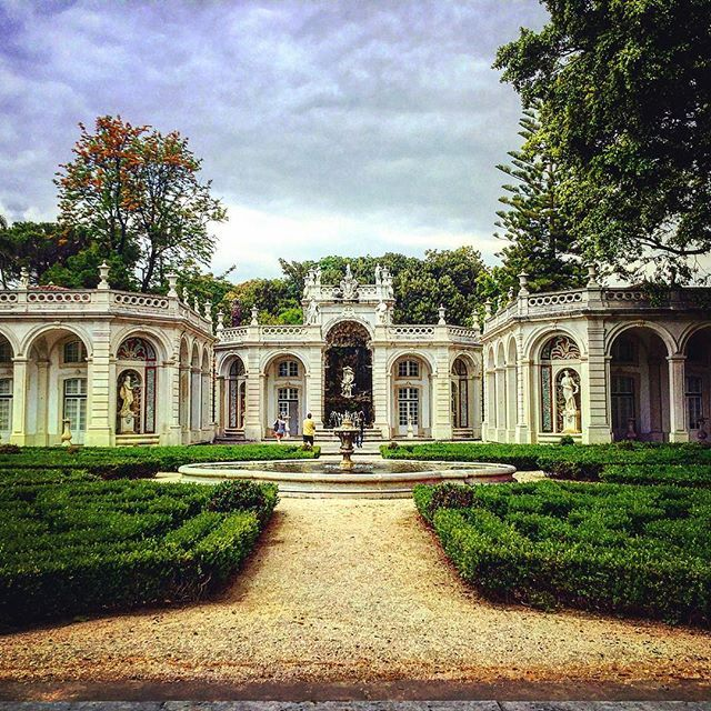 Belém Presidential Palace Garden