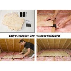 Modular Attic Floor System Great Way To Create More Usable Space