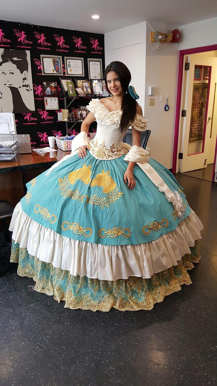 Quinceañera Dresses, Costum, Charro, Theme, Princess, Sinaloa ...