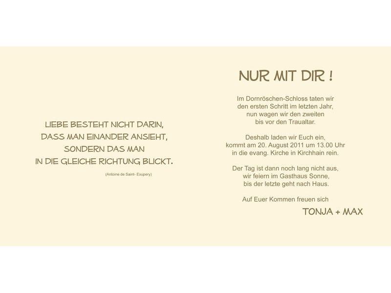 text-einladung-hochzeit-5 800×600 pixel | wedding ideas, Einladungsentwurf