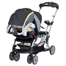 Baby Trend Sit N Stand Ultra Stroller Granite Baby