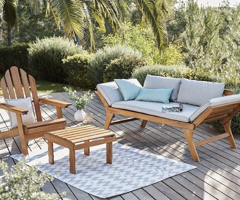 15 salons de jardin quali prix mini d coration. Black Bedroom Furniture Sets. Home Design Ideas