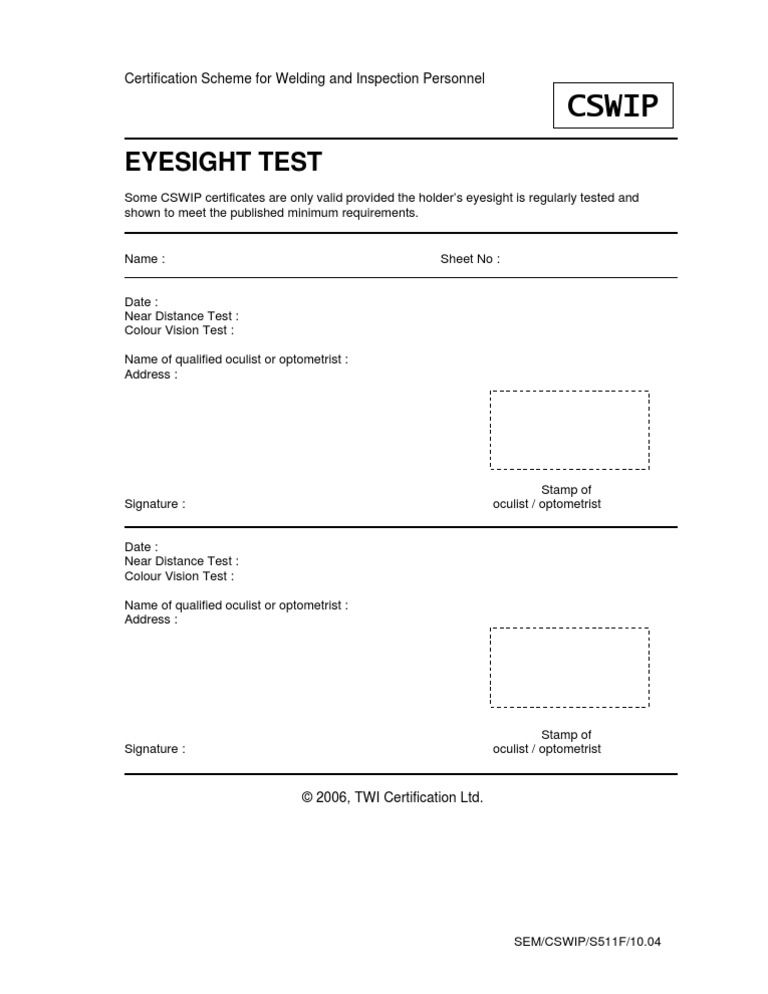 Image result for Near Distance and Colour Vision TEST RIG 45 - medical fitness certificate