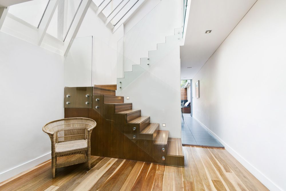 Best Cool Trendy Staircase Concepts Glass Staircase Modern 640 x 480
