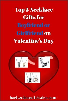 top 5 necklace gifts for boyfriend or girlfriend on valentines day