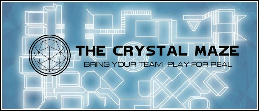 Ever wanted to play in the Crystal Maze? Crystal maze
